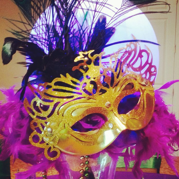 Images about mask centerpieces on pinterest