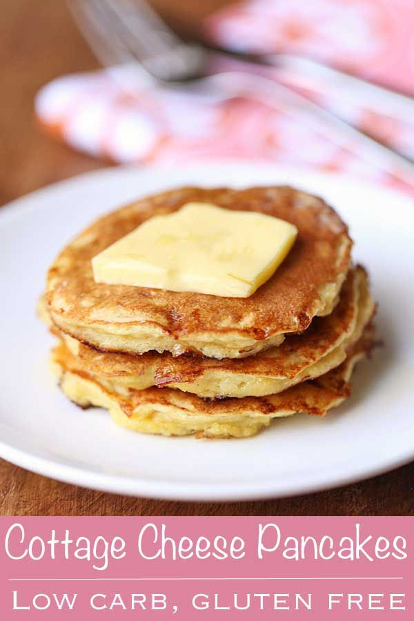 cottage cheese pancakes recipe gestational diabetes foods rh pinterest com