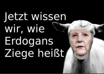 Fall Böhmermann: Merkels ungeschickter Versuch der Schadensbegrenzung