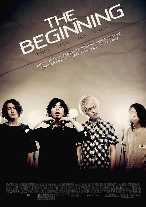 One Ok Rock. The Beginning