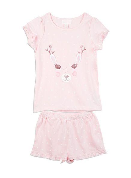 #PumpkinPatchWishlist Pumpkin Patch -  - reindeer sleep set - S5NW30013 - orchid pink - 1 to 12