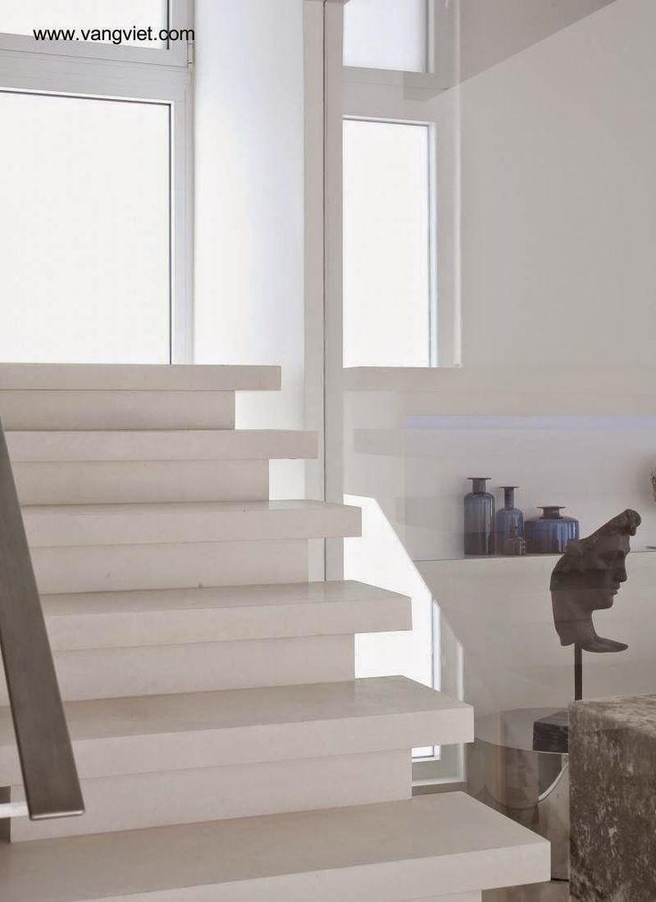 M s de 25 ideas incre bles sobre escaleras de concreto en - Escaleras de diseno para interiores ...