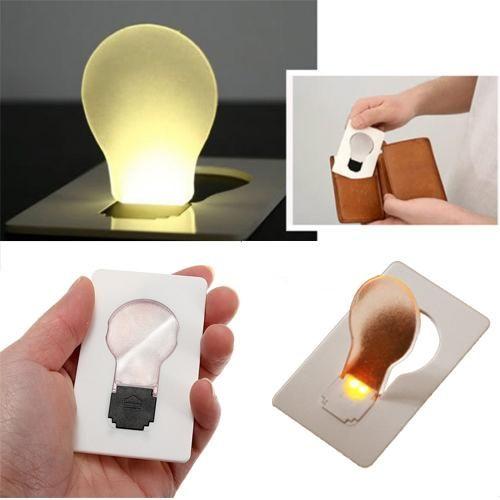 Wallmart.win IPRee Portable LED Card Light Pocket Lamp Purse Wallet Emergency Light: Vendor: BG-US-Sports-and-Outdoor Type: Outdoor Lantern…