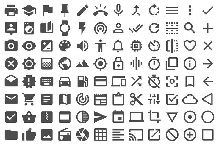 Google Material Design on Behance