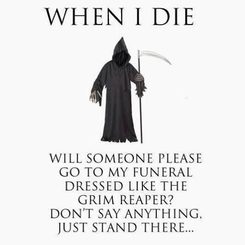 When i die today s humor pinterest