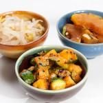 Three Easy Banchan (Korean Side Dishes) -- must make the delicata squash dish!