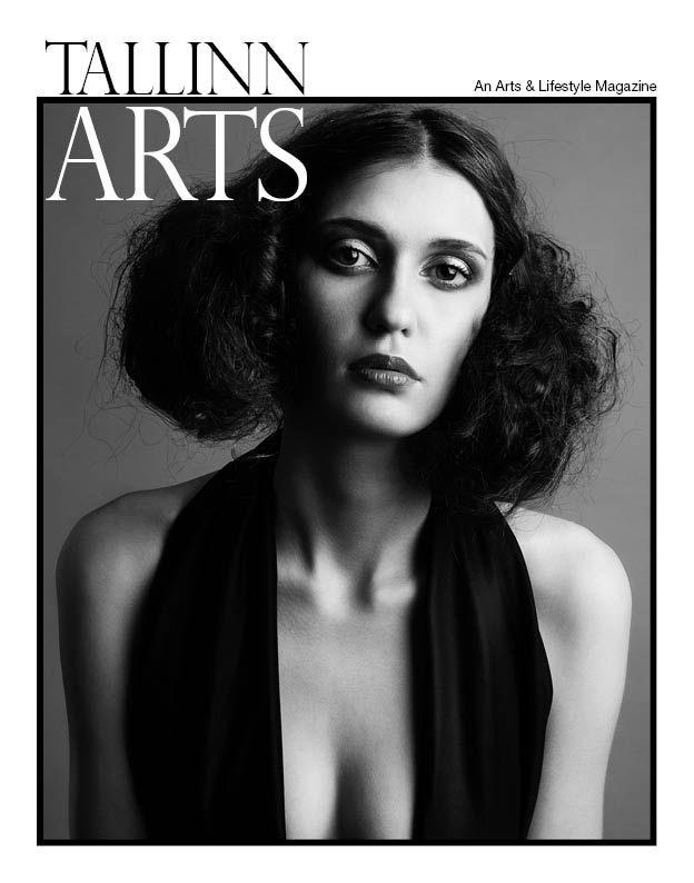 Tallinn Arts Magazine Cover Fall 2014