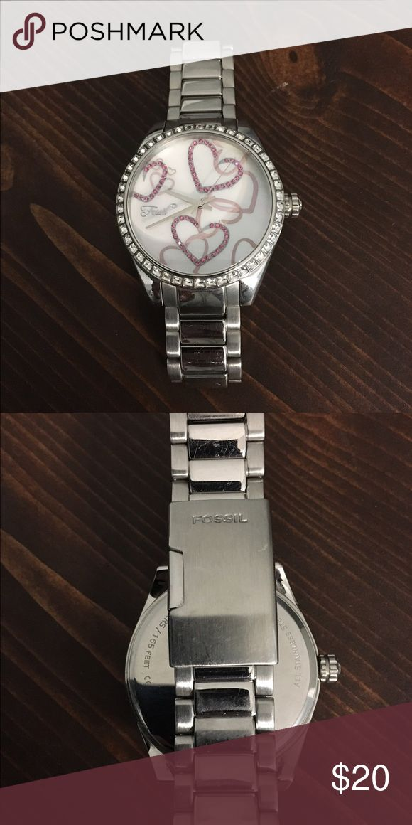 Fossil watch Needs new battery Fossil Accessories Watches