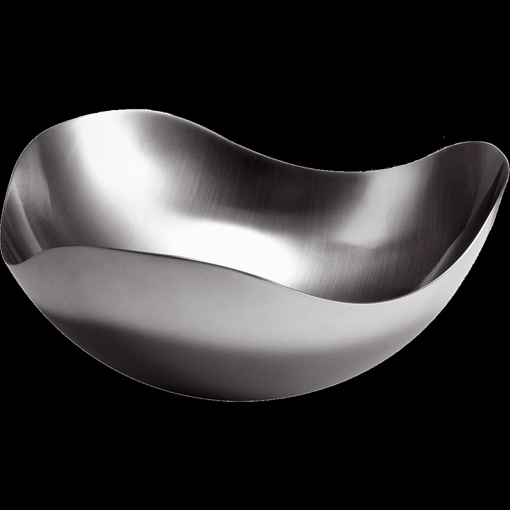 BLOOM Bowls (large) Helle Damkjær BLOOM–inspired by nature's own shapes   GEORG JENSEN
