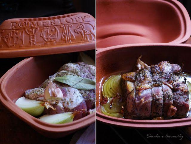 smaki i aromaty: Garnek rzymski i schab pieczony