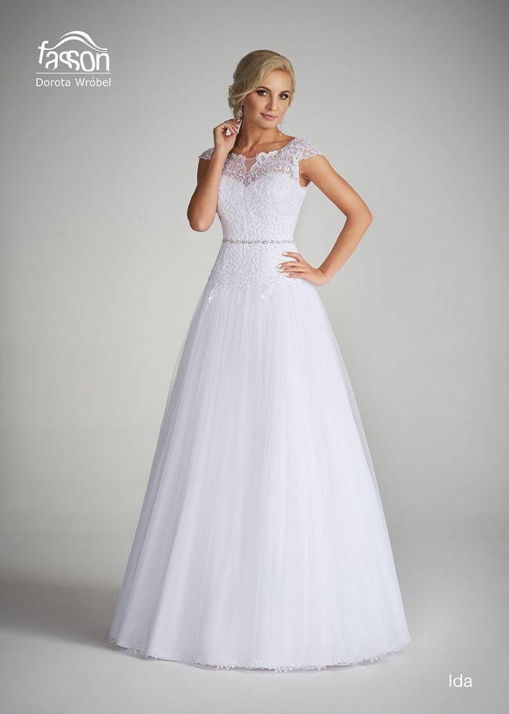 Ida suknia ślubna