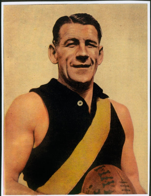 Jack Dyer, Richmond. VFL great