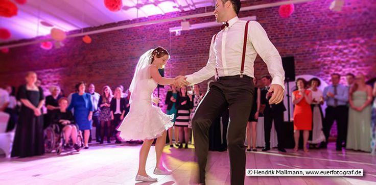 Top 5: Die außergewöhnlichsten Hochzeitstänze