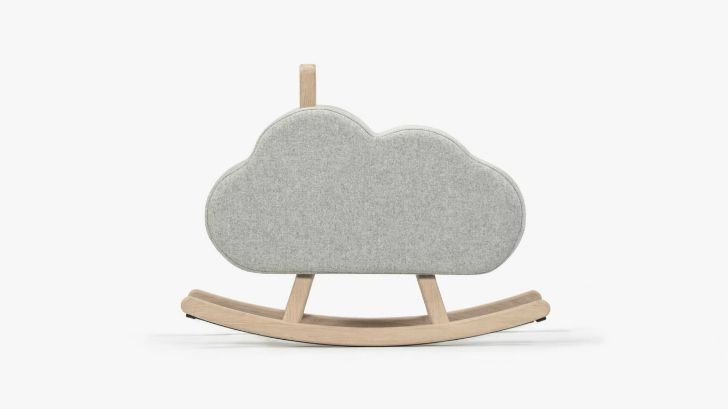 Iconic Cloud rocking horse - perfect for little dreamers