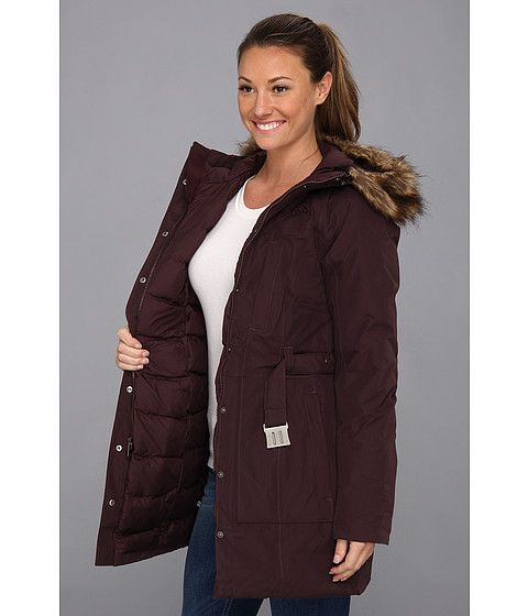 The North Face Brooklyn Jacket Merlot Red
