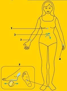 Akupresür (Parmakla Akupunktur)