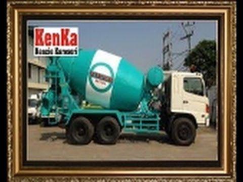Karoseri Pembuat Truck : Mixer - Minimix - Concrete - Carmix - Molen