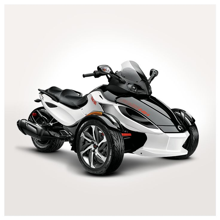 1000+ Ideas About Can Am Spyder On Pinterest