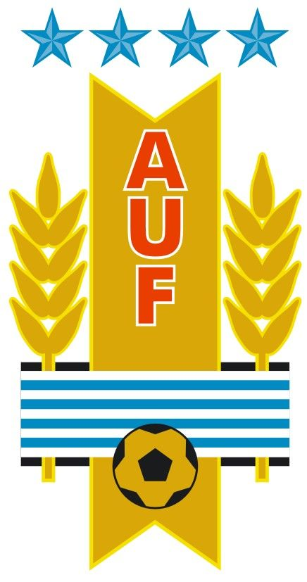 Uruguayan Football Association & Uruguay National Team Logo [EPS-PDF Files]