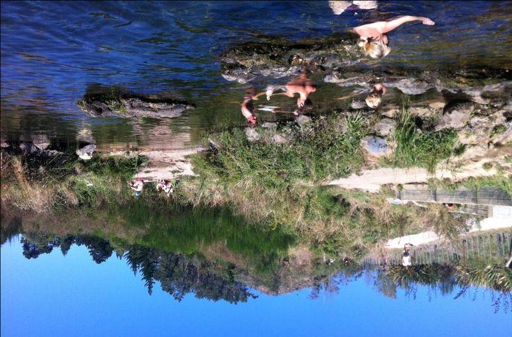 Taupo Thermal Springs