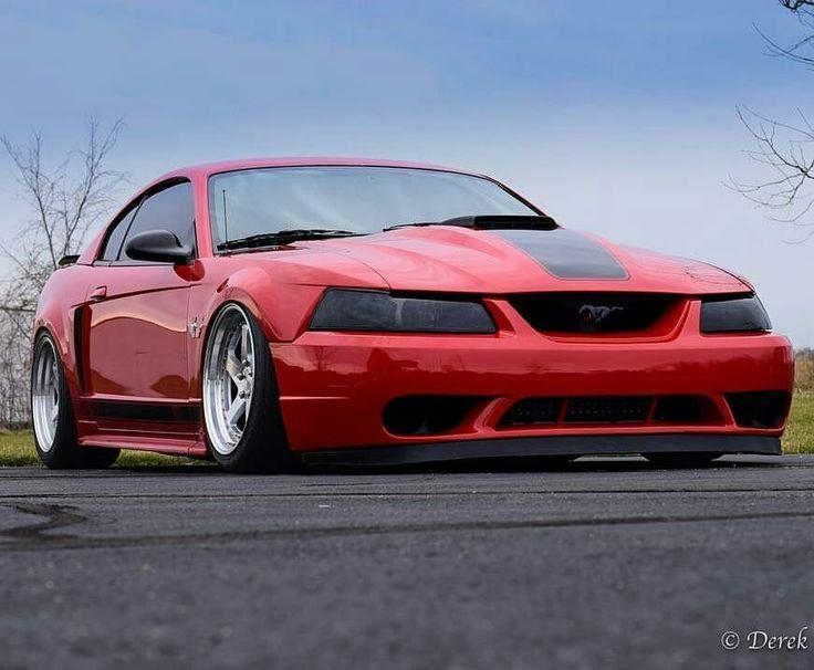 Slammed New Edge Mach 1 Mustang Sweet Mustangs