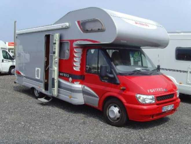 Second Hand Motor Homes For Sale