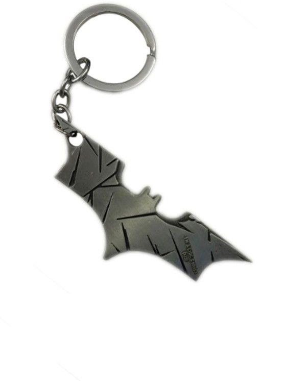 Shopo.in : Buy Batman Metallic Bat Logo Keychain online at best price in New Delhi, India