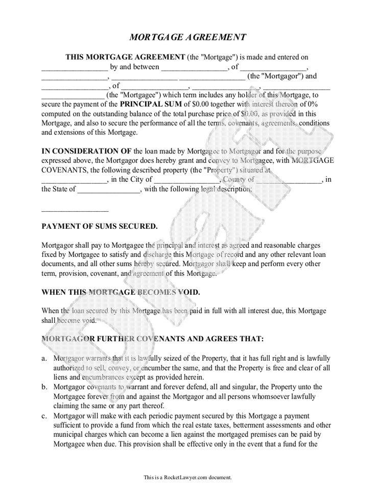 Rocket Lawyer Loan Agreement Gallery Agreement Letter Format