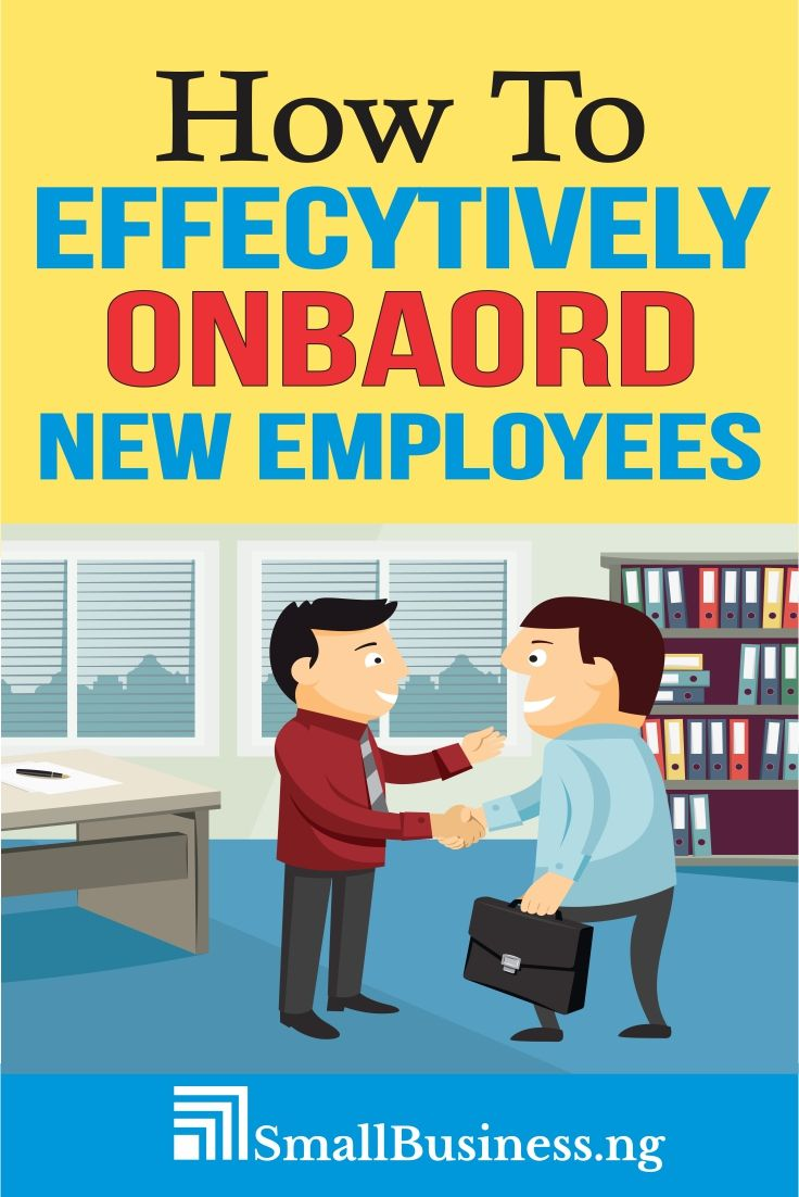 How to Onboard New Hires Onboarding new employees, New