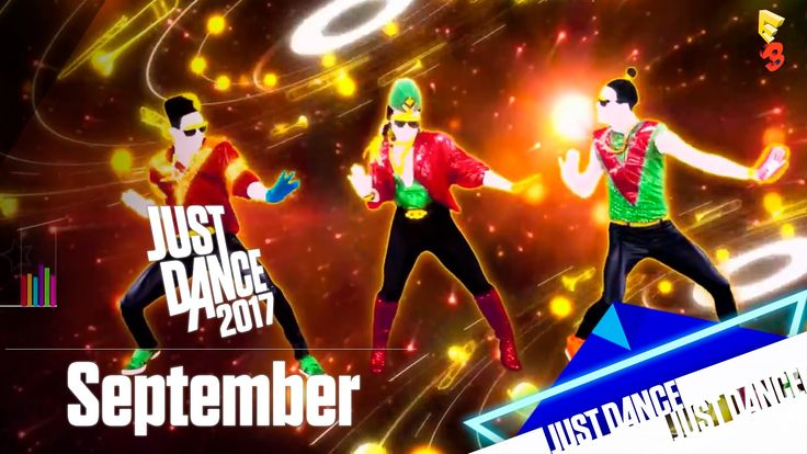 Just Dance 2017 - September | E3