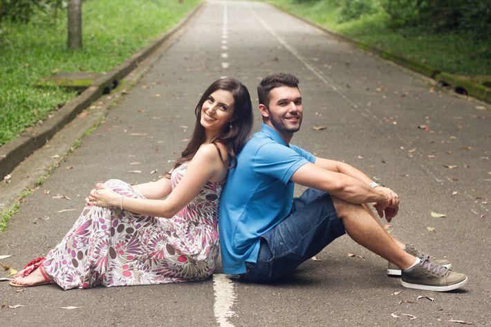 Ensaio fotográfico pré-casamento Bruna and César  Pré-wedding