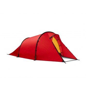 Hilleberg Nallo 2 rødt - Telt, tarp og lavvo - Utstyr - Produkter