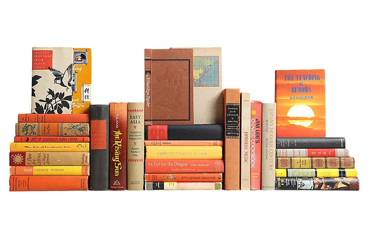 The Curated Bookshelf: Asian History Mix - Booth & Williams