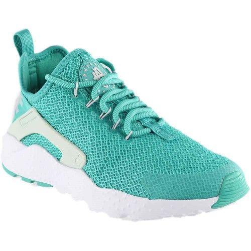 the best attitude cedfb 24a6e Nike Women s Air Huarache Run Ultra Washed Teal Pure Platinum Running Shoe  7 Women US, Washed Teal White Pure Platinum