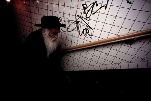 Bruce Davidson. Subway