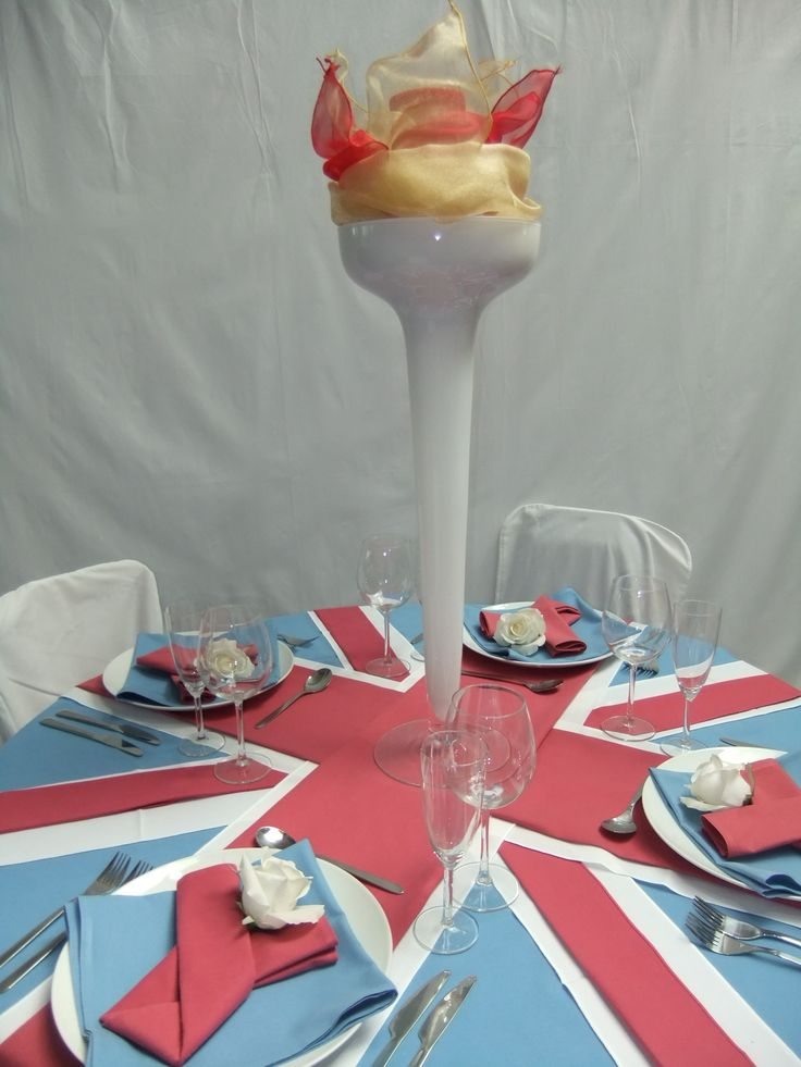 7 best Best of British table setting images on Pinterest