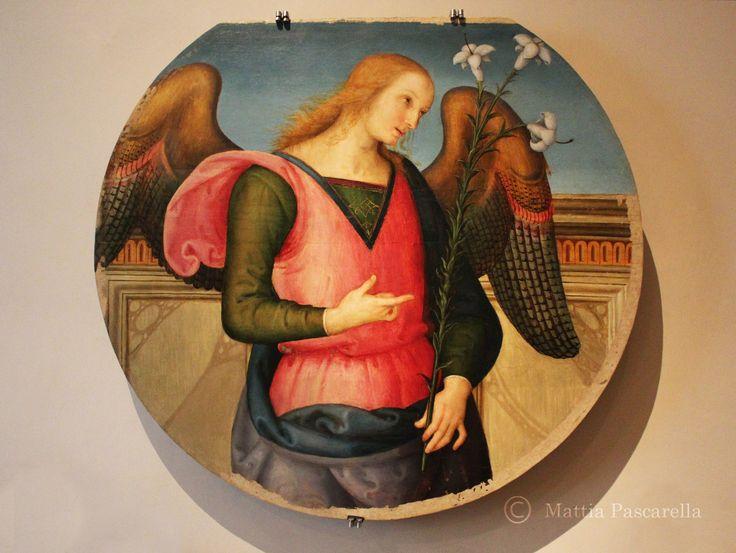 Olio su tela, del Perugino, 1502-1523 ca.