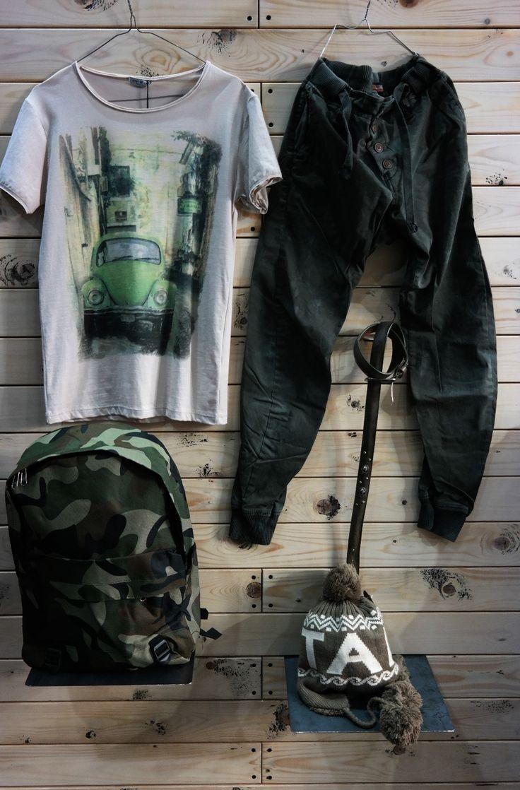 ΟΛΑ -70% ΟΛΑ -70% ΟΛΑ -70% παντελονι    απο 59€ τωρα18€ tshirt           απο 29€ τωρα 9€ σκουφος    απο 19€ τωρα 6€ ζωνη           απο 49€ τωρα 15€ back bag       25€  ΘΑ ΠΡΟΛΑΒΕΙΣ? SHOP ONLINE www.luciocosta.gr