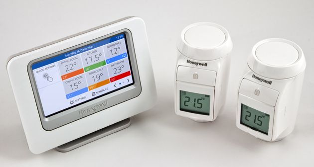 Honeywell's evohome puts a smart heating system in every room, is now available in the UK