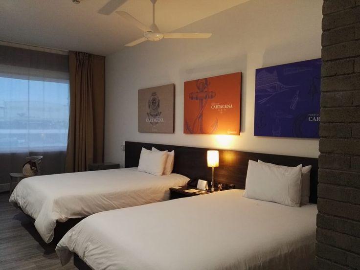 Las habitaciones tienen lo necesario para una tranquila estadía. Lo mejor: sus amenities.. huelen a frutas tropicales.!