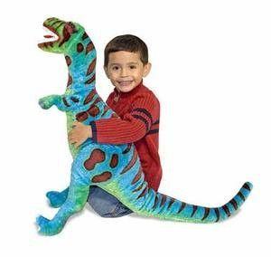 Giant T-Rex Plush
