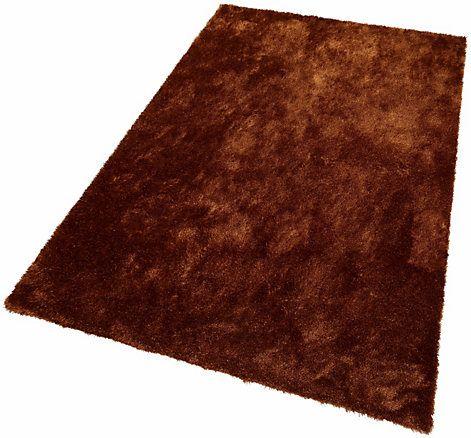 Hoogpolig vloerkleed, BRUNO BANANI, »Dana«, hoogte 30 mm, handgetuft