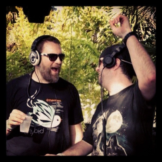 Claude Vonstroke and Leroy Peppers #bass #dirtybird