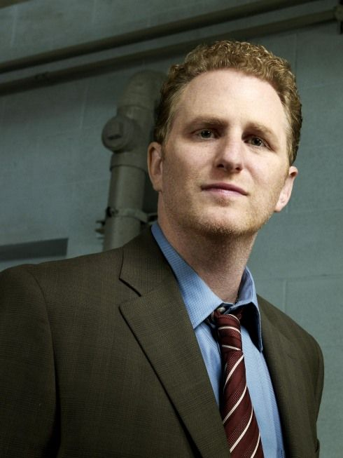 """Donald """"Don"""" Self, (played by Michael Rapaport),"""
