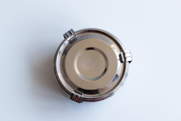 Item: Stainless Steel Airtight Food Storage Container Mission: Sustainable practices are the core values that Life Without Plastic has founded their company on.