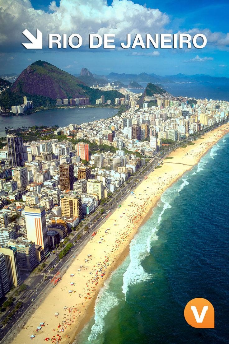 Have you added #Rio to your travel resolutions this year? Visit Brazil this summer for the Olympics!