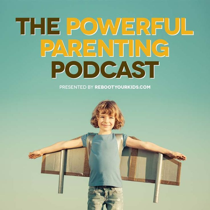 """Yes, I said """"peaceful parenting"""" by accident at the beginning. I'm trying hard to undo my perfectionism though, so I'm not going to go back and fix it. Sorry! Welcome to the inaugural episode of the Powerful Parenting Podcast,the show that is dedicated to helping you raise physically and psychologically healthy kids. You can thinkread more"""