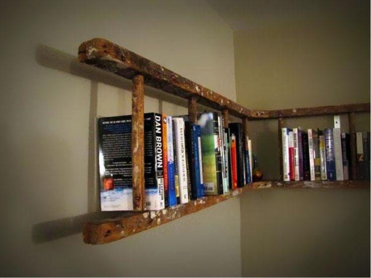 Upcycling Project: Wood Bookshelf