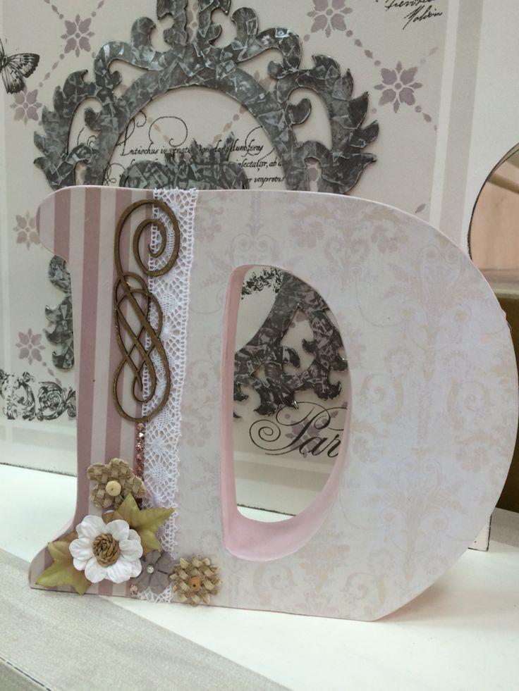 17 mejores ideas sobre recortes de madera en pinterest - Ideas para decorar letras de madera ...