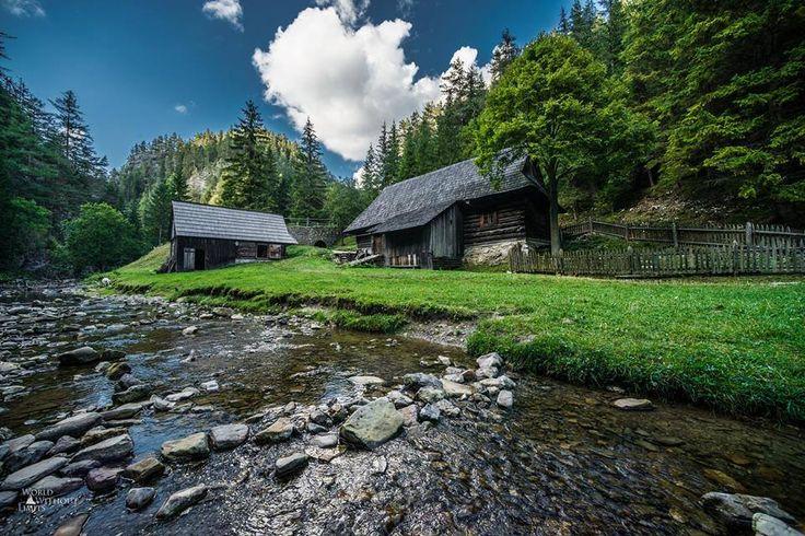 Kvačianska Dolina - Slovakia